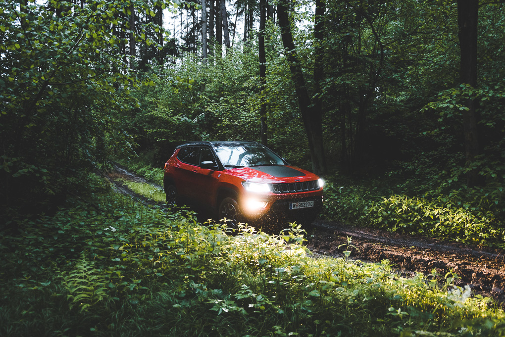 JEEP Compass X Adventure Campaign