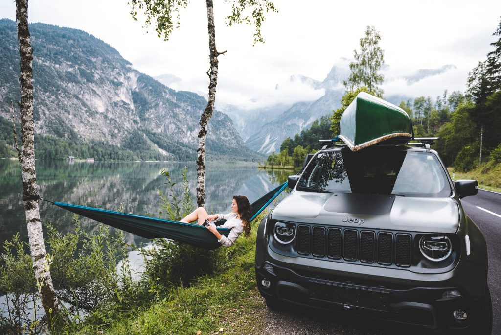JEEP Renegade X Adventure Campain