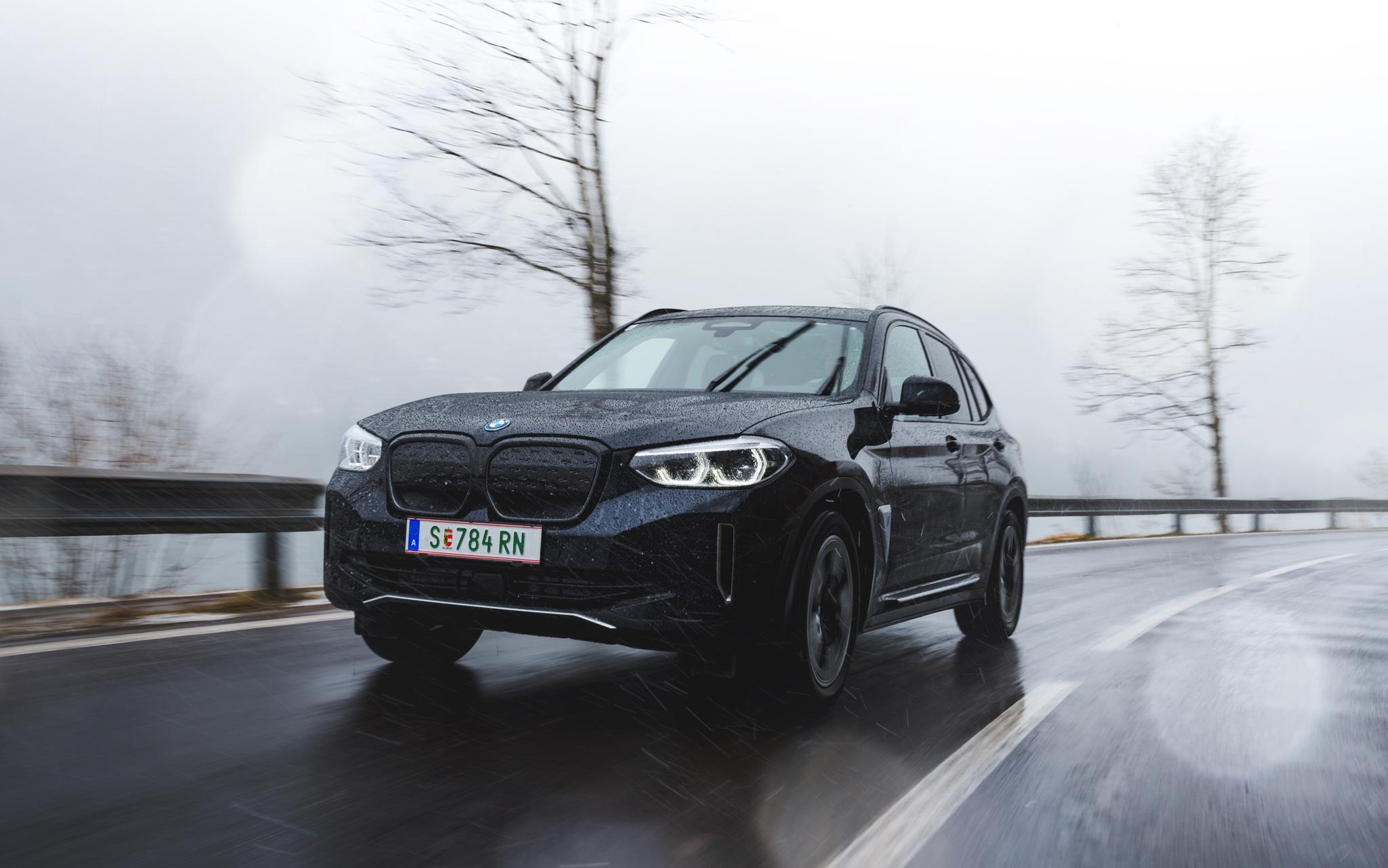BMW Group Austria X THE iX3