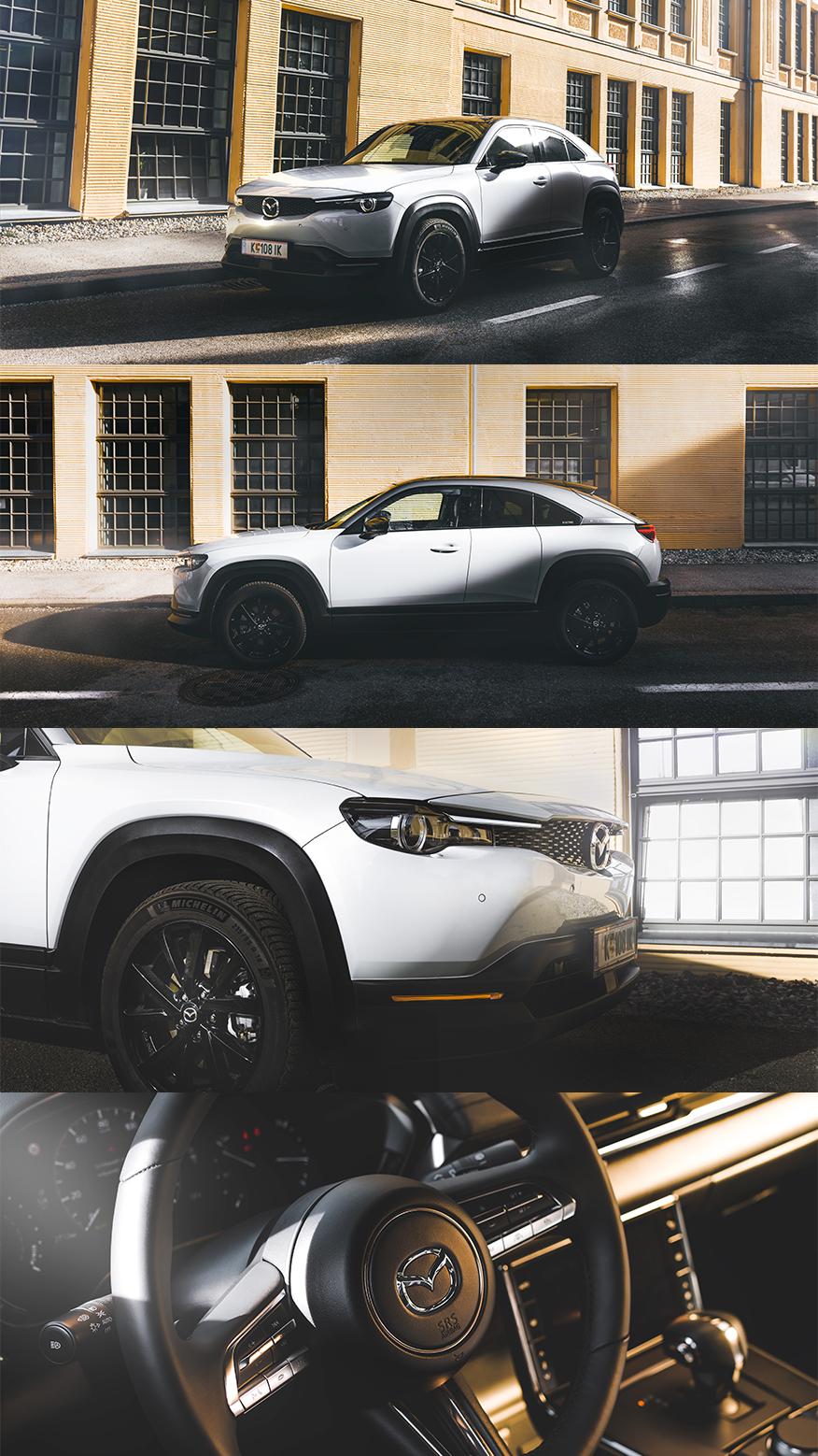 Mazda Austria - The MX-30 All Electric